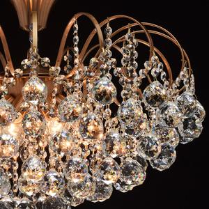 Pearl Crystal 8 závěsná lampa Mosaz - 232016808 small 4