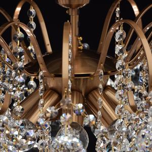 Pearl Crystal 8 závěsná lampa Mosaz - 232016808 small 5