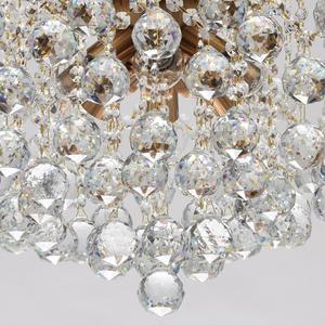 Pearl Crystal 8 závěsná lampa Mosaz - 232016808 small 7