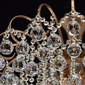 Pearl Crystal 8 závěsná lampa Mosaz - 232016808 small 9