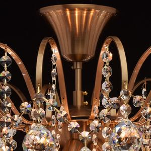 Pearl Crystal 8 závěsná lampa Mosaz - 232016808 small 11