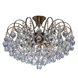Pearl Crystal 8 závěsná lampa Mosaz - 232016808 small 0