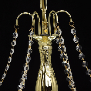 Lustr Pearl Crystal 6 Gold - 232017306 small 7