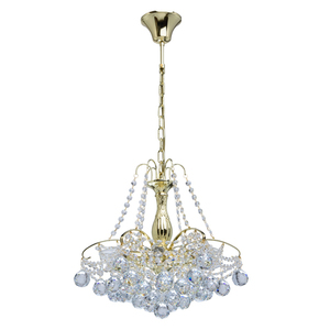 Lustr Pearl Crystal 6 Gold - 232017306 small 0