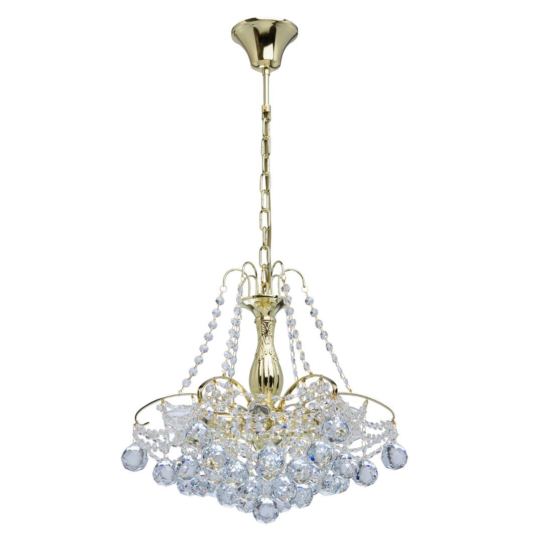 Lustr Pearl Crystal 6 Gold - 232017306