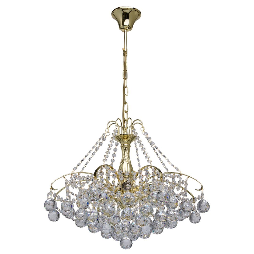 Lustr Pearl Crystal 8 Gold - 232017408