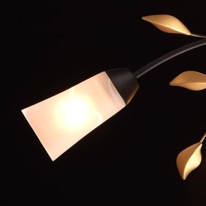 Závěsná lampa Verona Flora 6 Hnědá - 242015206 small 2