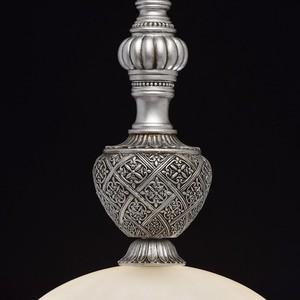 Závěsná lampa Bologna Country 1 Silver - 254015201 small 5