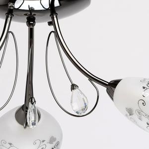 Závěsná lampa Sabrina Megapolis 3 šedá - 267013403 small 7