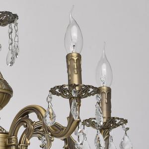 Lustrová svíčka Classic 5 Mosaz - 301017605 small 3