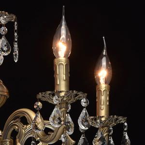 Lustrová svíčka Classic 5 Mosaz - 301017605 small 4
