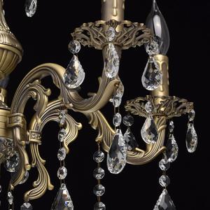 Lustrová svíčka Classic 5 Mosaz - 301017605 small 7