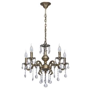 Lustrová svíčka Classic 5 Mosaz - 301017605 small 0