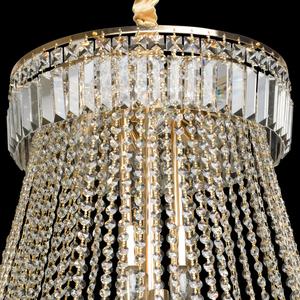 Lustr Diana Crystal 36 Gold - 340011536 small 5