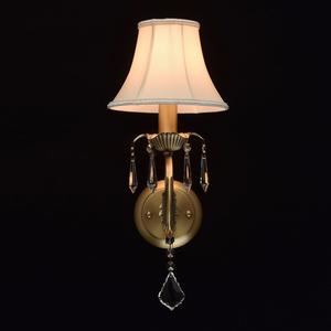 Nástěnná lampa Sofia Elegance 1 Mosaz - 355020401 small 2