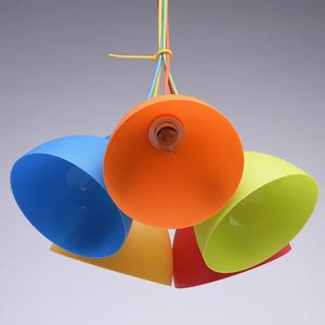 Závěsná lampa Smile Kinder 5 Chrome - 365014505 small 4