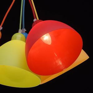 Závěsná lampa Smile Kinder 5 Chrome - 365014505 small 7