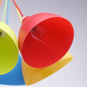Závěsná lampa Smile Kinder 5 Chrome - 365014505 small 8