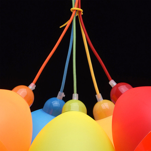 Závěsná lampa Smile Kinder 5 Chrome - 365014505 small 9