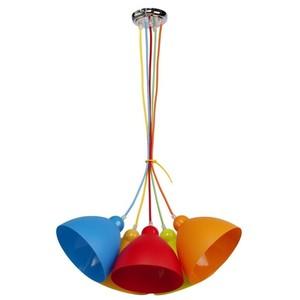 Závěsná lampa Smile Kinder 5 Chrome - 365014505 small 0