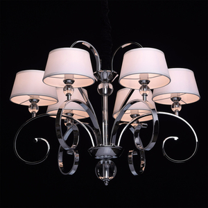 Lustr Palermo Elegance 6 Chrome - 386013506 small 2