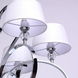 Lustr Palermo Elegance 6 Chrome - 386013506 small 7