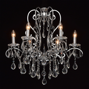 Lustr Suzanne Crystal 6 Chrome - 458010606 small 1