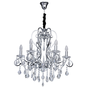 Lustr Suzanne Crystal 6 Chrome - 458010606 small 3