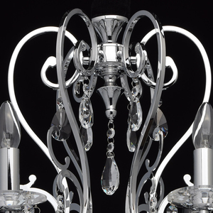 Lustr Suzanne Crystal 6 Chrome - 458010606 small 11