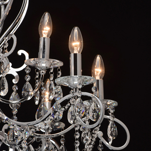 Lustr Suzanne Crystal 12 Chrome - 458010712 small 5