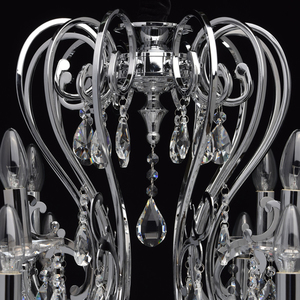Lustr Suzanne Crystal 12 Chrome - 458010712 small 10