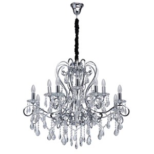 Lustr Suzanne Crystal 12 Chrome - 458010712 small 0