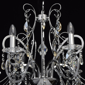 Lustr Suzanne Crystal 6 Chrome - 458010906 small 7