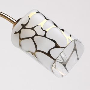 Závěsná lampa Olympia Megapolis 3 Gold - 638010203 small 3