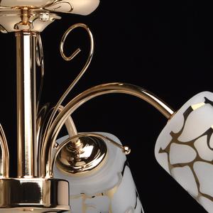Závěsná lampa Olympia Megapolis 3 Gold - 638010203 small 7
