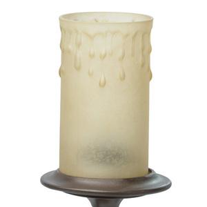 Stolní lampa Magdalena Country 1 hnědá - 669030401 small 1
