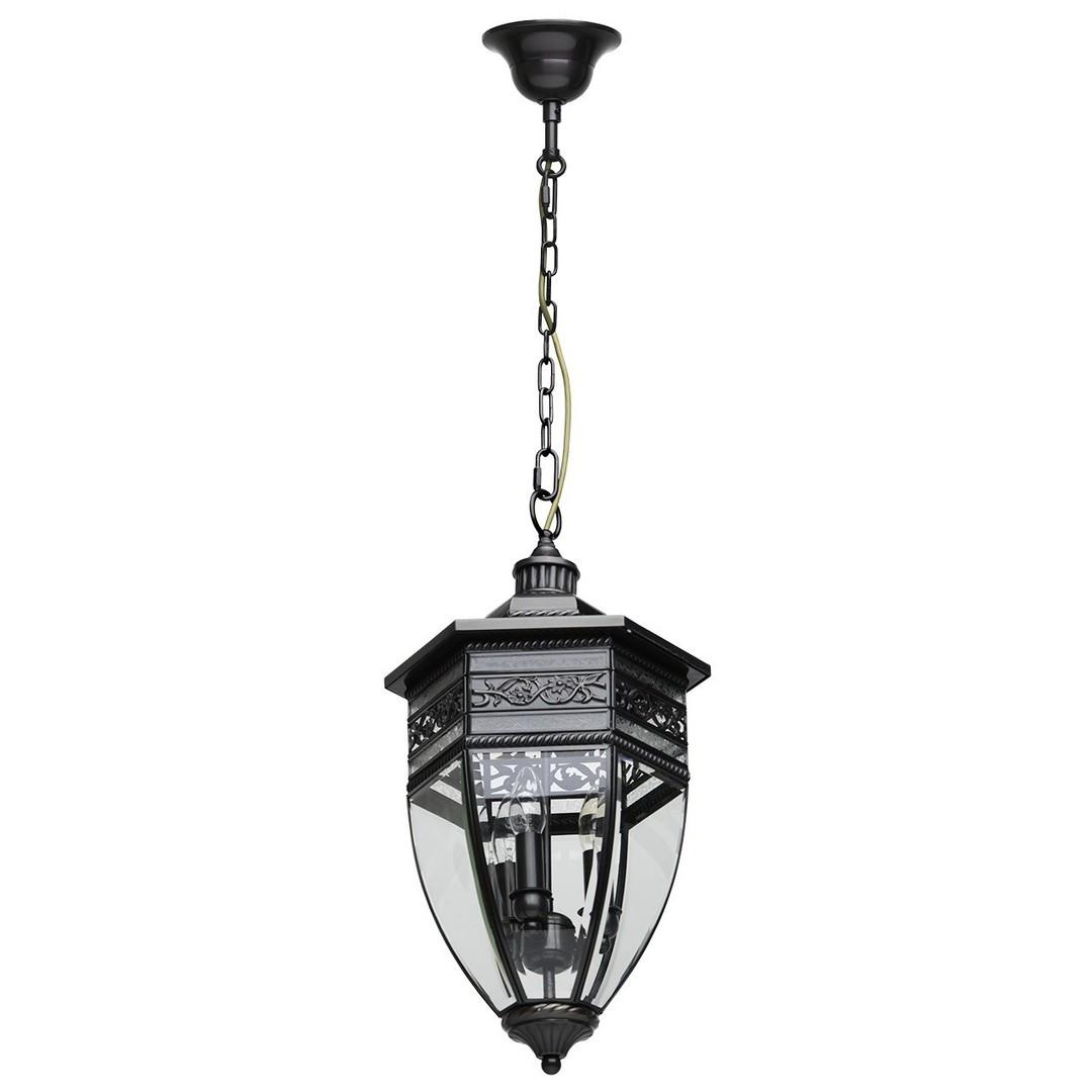 Venkovní závěsná lampa Corso Street 3 Mosaz - 801010403