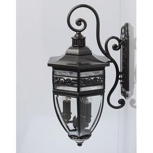 Venkovní nástěnné svítidlo Corso Street 3 Mosaz - 801020603 small 2