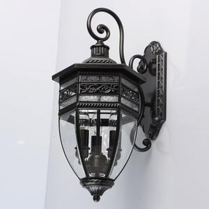 Venkovní nástěnné svítidlo Corso Street 3 Mosaz - 801020603 small 3