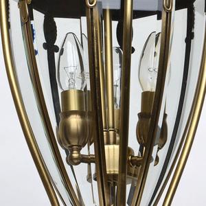 Závěsná lampa Corso Street 3 Mosaz - 802010703 small 2