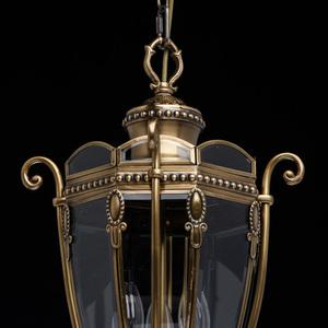 Závěsná lampa Corso Street 3 Mosaz - 802010703 small 4