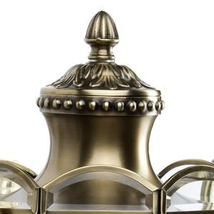 Venkovní nástěnná lampa Corso Street 3 Mosaz - 802020903 small 1