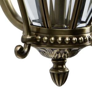 Venkovní nástěnná lampa Corso Street 3 Mosaz - 802020903 small 2