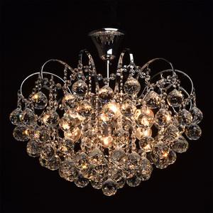 Závěsná lampa Pearl Crystal 6 Chrome - 232017506 small 1