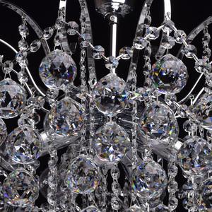 Závěsná lampa Pearl Crystal 6 Chrome - 232017506 small 8