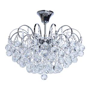 Závěsná lampa Pearl Crystal 6 Chrome - 232017506 small 0