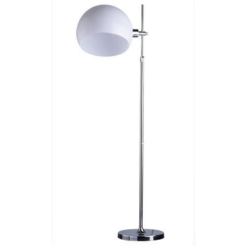 Lampa Podłogowa Edgar Hi-Tech 1 Chrom - 300042401