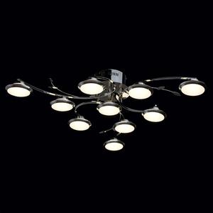 Závěsná lampa Nancy Hi-Tech 10 Chrome - 308010910 small 2