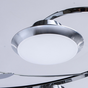 Závěsná lampa Nancy Hi-Tech 10 Chrome - 308010910 small 3