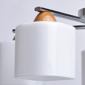 Závěsná lampa Nicole Megapolis 5 Chrome - 364013605 small 4